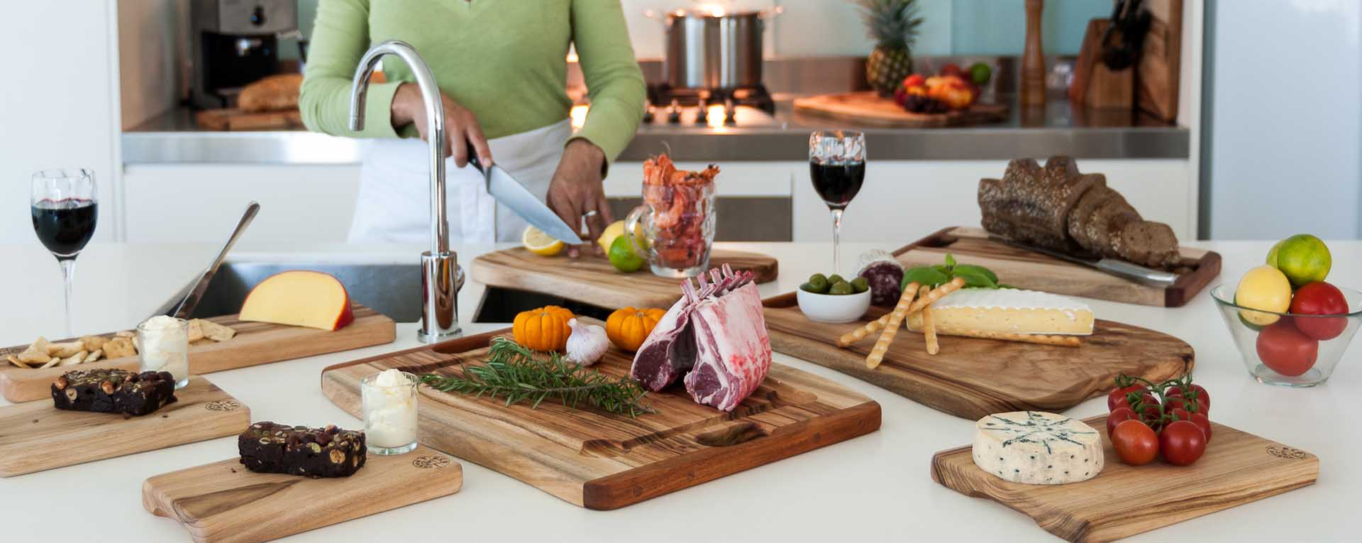 Eco Chopping Boards